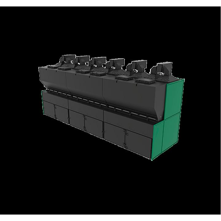 Котел на антраците КВ-Т 3000