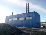 Котельная на овощной фабрике 4 х 1,5 МВт
